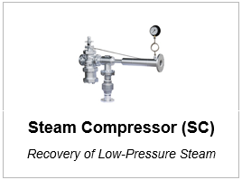 Steam compressor